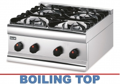 BOILING TOP HT6N by LINCAT